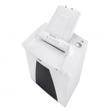 Automatinis konfidencialių dokumentų naikiklis biurui HSM Securio AF500, 4,5 x 30mm 2