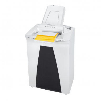 Automatinis konfidencialių dokumentų naikiklis biurui HSM Securio AF500, 4,5 x 30mm 3