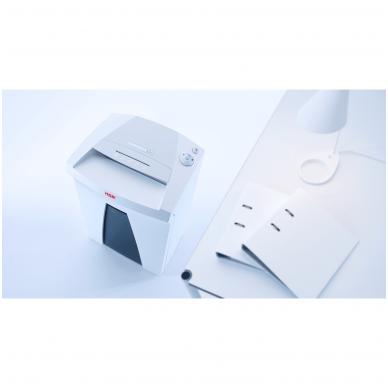 Dokumentų naikiklis biurui HSM Securio B24, 0,78 x 11mm, P-6 3