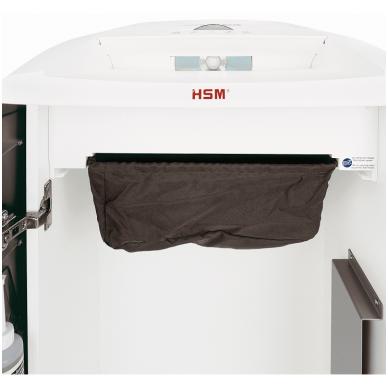 Dokumentų naikiklis biurui HSM Securio B32, 4,5 x 30mm, P-4 3