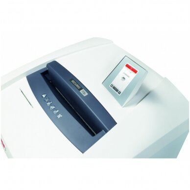 HSM Securio P36i, 1 x 5mm su OMDD - profesionalus, atomatinė ašmenų tepimo sistema, atskiras CD naikinimo įrenginys - OMDD 5