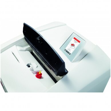 HSM Securio P36i, 1 x 5mm su OMDD - profesionalus, atomatinė ašmenų tepimo sistema, atskiras CD naikinimo įrenginys - OMDD 6