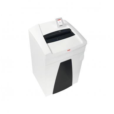Profesionalus dokumentų naikiklis su automatine ašmenų tepimo sistema, skirtas dideliam biurui ar departamentui HSM Securio P36i, gabalėliai 4,5 x 30,mm, P-4 2