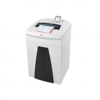 Profesionalus dokumentų naikiklis su automatine ašmenų tepimo sistema, skirtas dideliam biurui ar departamentui HSM Securio P36i, gabalėliai 4,5 x 30,mm, P-4 3
