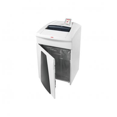 Profesionalus dokumentų naikiklis su automatine ašmenų tepimo sistema, skirtas dideliam biurui ar departamentui HSM Securio P36i, gabalėliai 4,5 x 30,mm, P-4 4